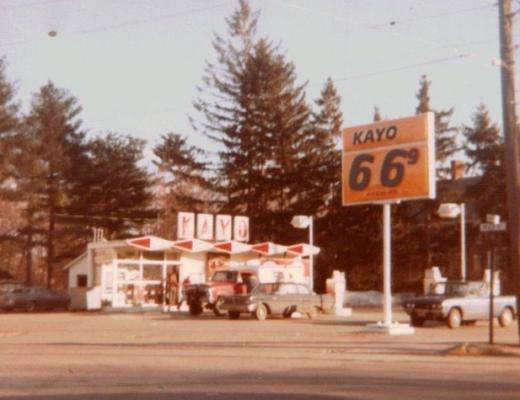 Kayo Station at Main and Beech Streets